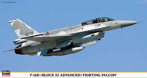 General-Dynamics F-16D Block 52 Polish Air Force - Image 1