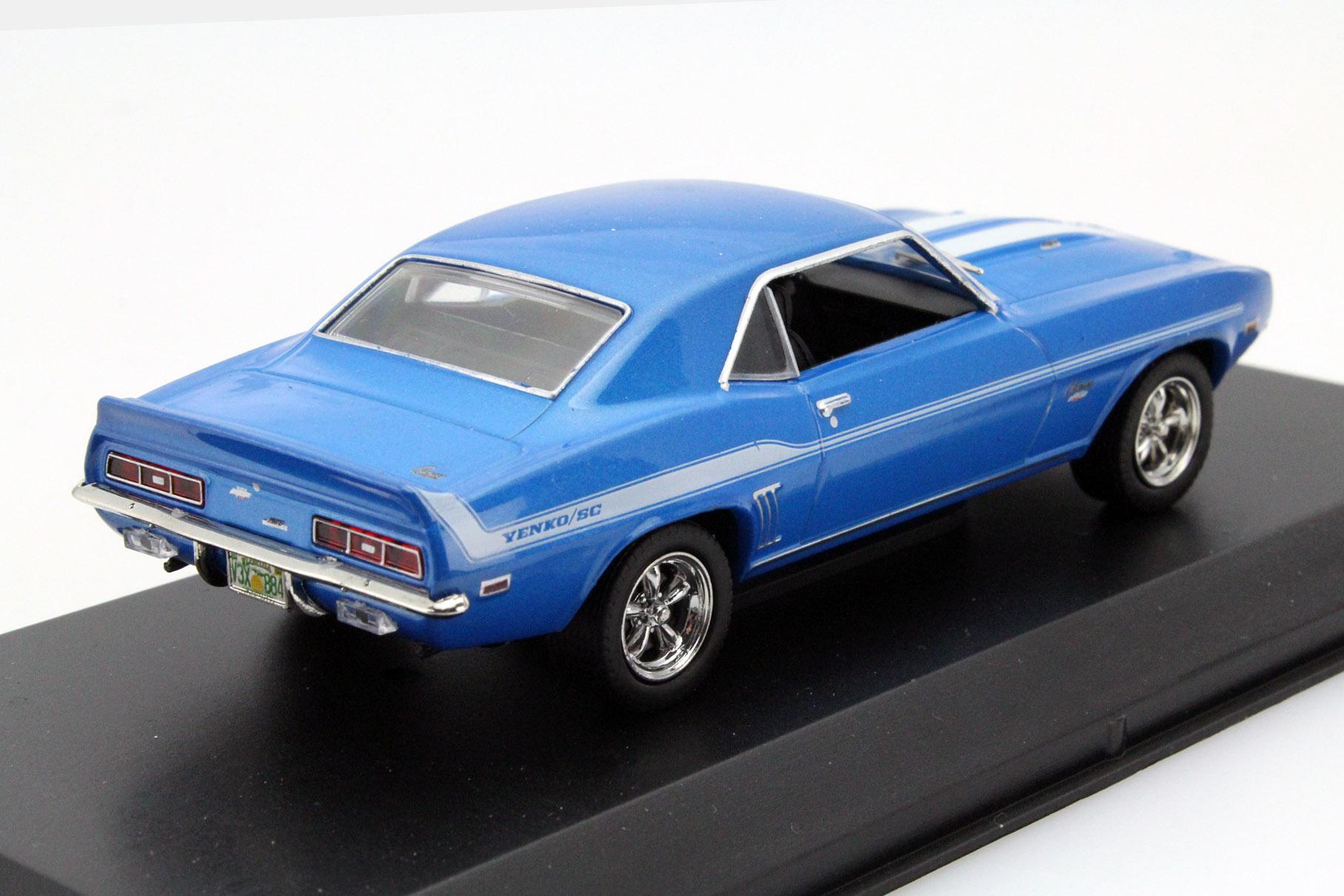 1969 chevrolet yenko camaro 2 fast 2 furious 2003 die cast model greenlight 86206. Black Bedroom Furniture Sets. Home Design Ideas