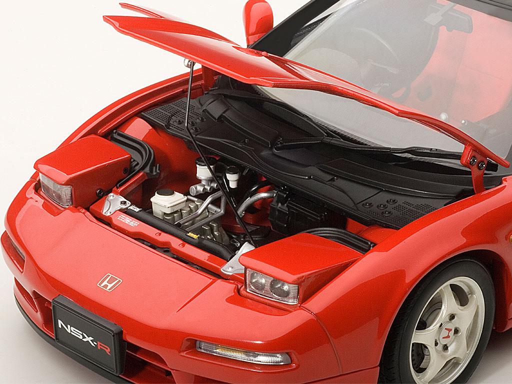 Honda NSX Type R 1992 - Die-cast model - AutoArt 73298