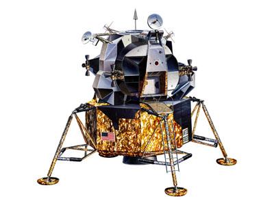 """Apollo Mission: Lunar Module """"Eagle"""" Revell 04832"""