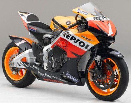 Honda RC212V Repsol 2007 (easy kit) - Image 1