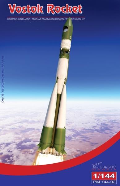 vostok rocket model - photo #43