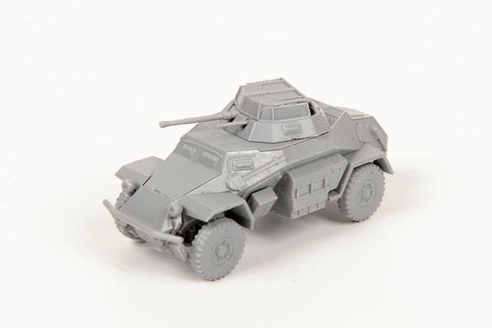 sd armored car zvezda 6157. Black Bedroom Furniture Sets. Home Design Ideas