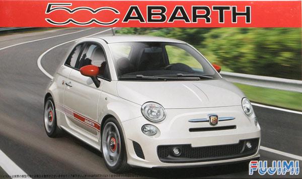 Fiat 500 Abarth Fujimi 123721