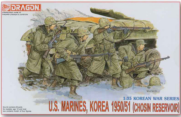 USMC  CHOSIN RESERVOIR  1950/51 280_rd