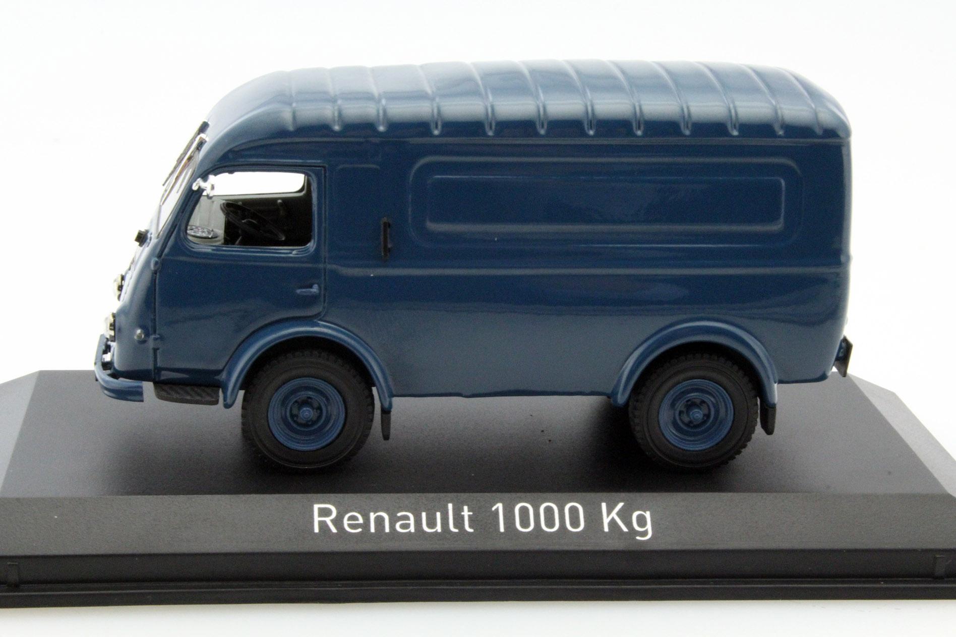 renault 1000 kg 1955 lazuli bleu die cast model norev 518549. Black Bedroom Furniture Sets. Home Design Ideas
