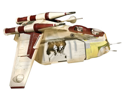 Star Wars Clone Wars Republic Gunship Star Wars Republic Gunship