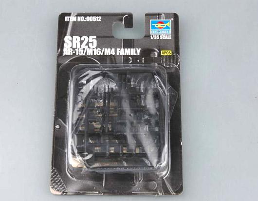 machine gun family