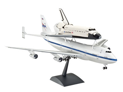747 space shuttle papercraft - photo #3
