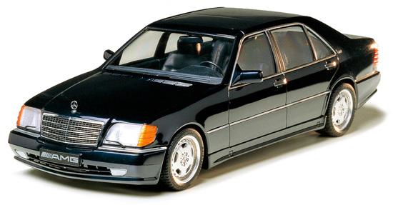 Amg Mercedes Benz 600sel Tamiya 89763