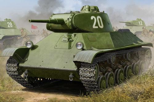 T-50 tank