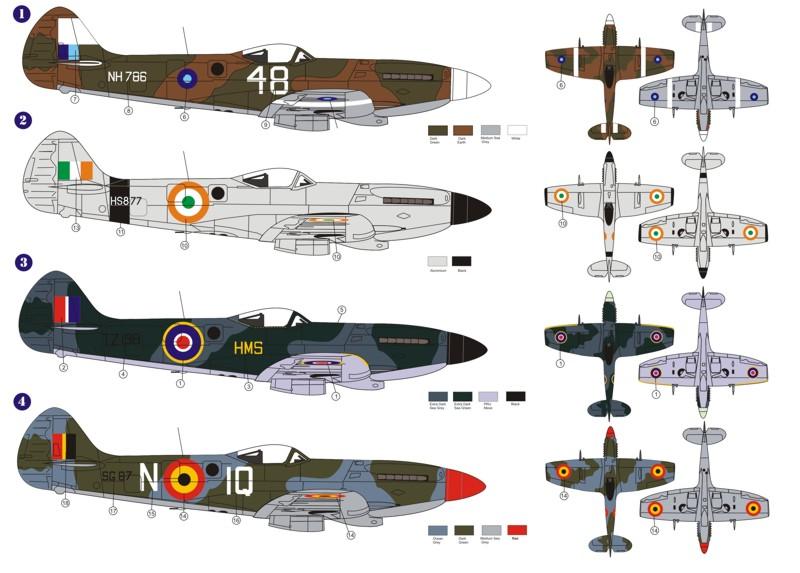 British Supermarine Spitfire Mk.XIVe - Image AZM73020-1.jpg.jpg