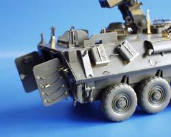 LAV-AT: Modernizing the USMC's Wheeled Tank-Killers