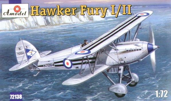 Fury mk ii Hawker Fury Mk.i/mk.ii