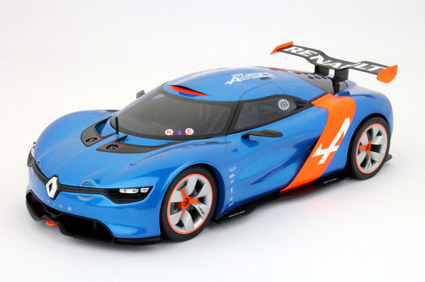 renault alpine a110 50 2012 blue die cast model. Black Bedroom Furniture Sets. Home Design Ideas