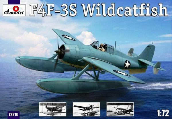 Rd on Model F4f Wildcat 1 48