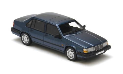 volvo 940 gle 1992 die cast model neo models 43611. Black Bedroom Furniture Sets. Home Design Ideas