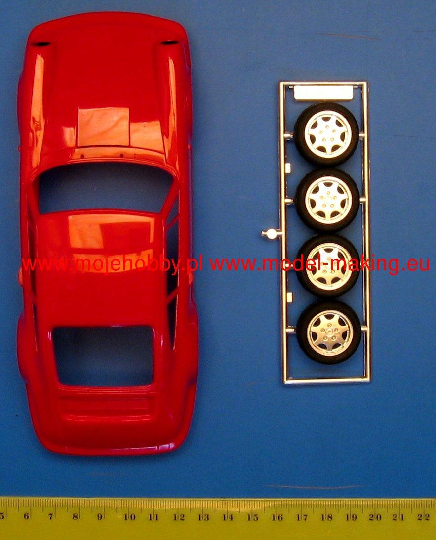 Porsche 911 2 7 Engine Weight: Porsche 911 Carrera 2 Fujimi 120614
