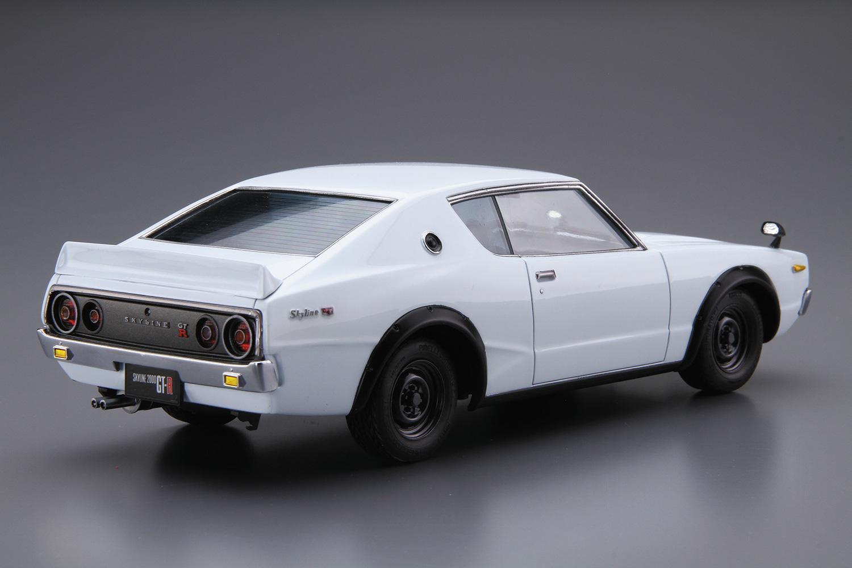 Nissan Kpgc110 Skyline Ht2000gt R Aoshima 05212